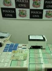 Suspeito de falsificar documentos de veículos é preso em ação da DRFVC