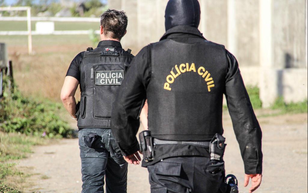 Polícia Civil do Ceará prende estelionatário paulista que atuava em território cearense