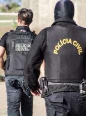 Polícia Civil cumpre mandados de prisão contra suspeitos de homicídios em Sobral