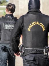 Em menos de 24 horas após o crime, Polícia Civil prende autor de feminicídio em Ipaporanga