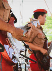 SSPDS promove sua 1° Feira Cultural repleta de conhecimento, obras literárias e música