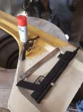 Forças de segurança prendem suspeito de participar das mortes de 4 pessoas em Quixeramobim