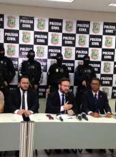 Polícia Civil captura dois suspeitos envolvidos em tentativa de latrocínio contra delegado em Fortaleza