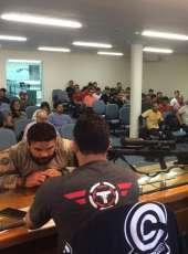 Polícia Civil promove curso para manuseio, manutenção e uso de novos fuzis