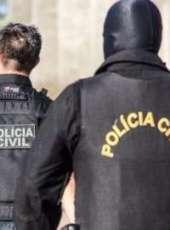 Polícia Civil prende suspeito investigado por homicídio em posse de munições