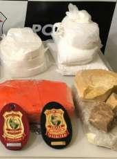 Polícia Civil prende mulheres por tráfico e falsificação de documento público em Juazeiro do Norte