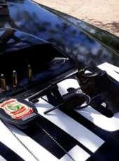 DHPP captura suspeito de duplo homicídio na Capital