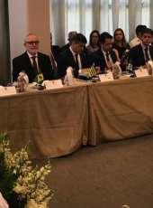 Delegado Geral do Ceará participa de reunião nacional dos chefes de Polícia Civil na Bahia