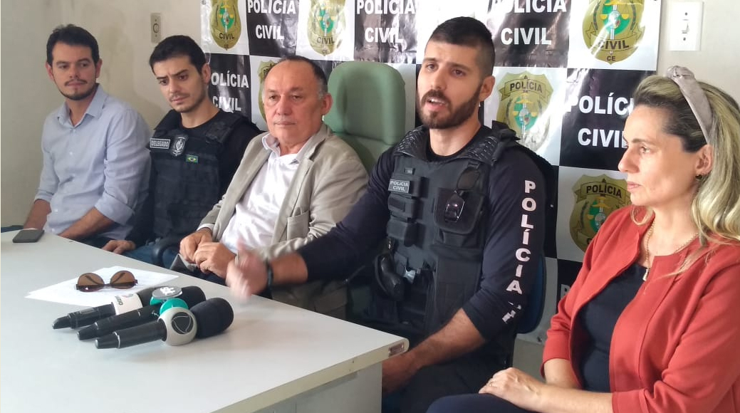 Polícia Civil localiza corpo de criança de um ano e dez meses e prende mãe e padrasto pelo crime