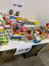 Polícia Civil apreende quase 6 mil medicamentos que eram vendidos irregularmente em feira na Capital