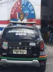 Polícia Civil prende suspeitos da morte de torcedor e apreende explosivos durante ação na Capital