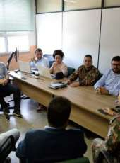 SSPDS e vinculadas se reúnem com Conselho Regional de Medicina Veterinária