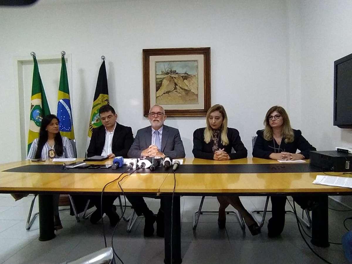 Polícia Civil do Ceará prende oito homens na sexta fase da Operação Luz na Infância