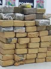 Polícia Civil apreende 31 quilos de maconha e prende dois suspeitos por tráfico de drogas na Capital