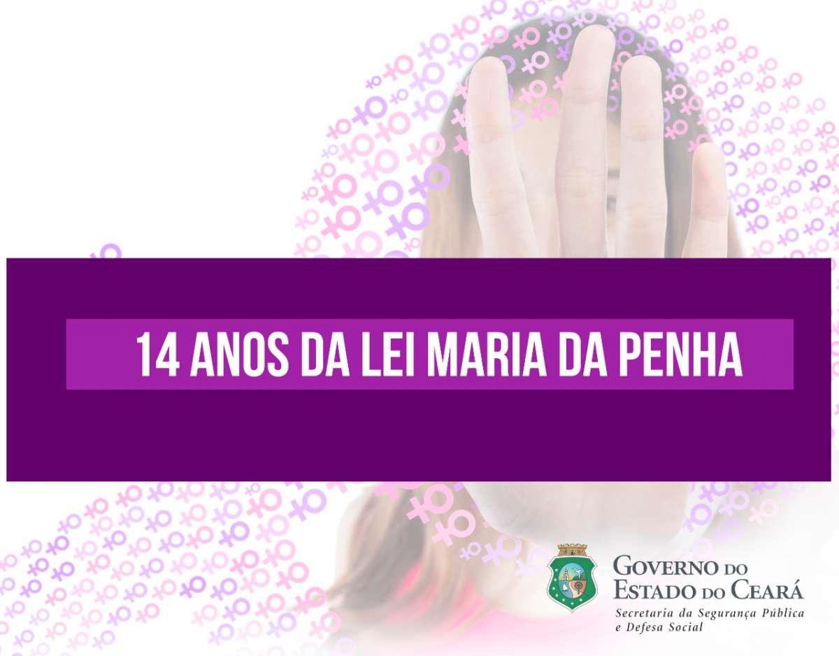 14 anos da Lei Maria da Penha: o que a mulher cearense precisa saber sobre os mecanismos e a rede de atendimento no Estado