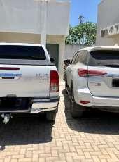 Carros de luxo roubados e clonados são recuperados pela Polícia Civil em Iguatu