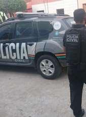 Suspeito de cometer estupro de vulnerável é preso pela Polícia Civil em Barroquinha