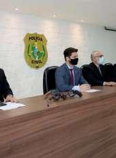 Ações da Draco da PCCE resultam nas prisões de dois homens e apreensão de três armas