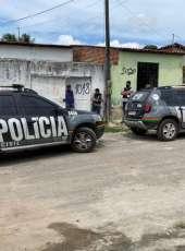 Homem tem mandado de prisão por tráfico de drogas cumprido pela PCCE no interior do Estado