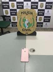 Polícia Civil recupera celular roubado de vendedora em Fortaleza