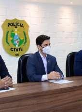 """PCCE prende em Fortaleza suspeito de aplicar """"golpe do Don Juan"""" em diversos estados"""