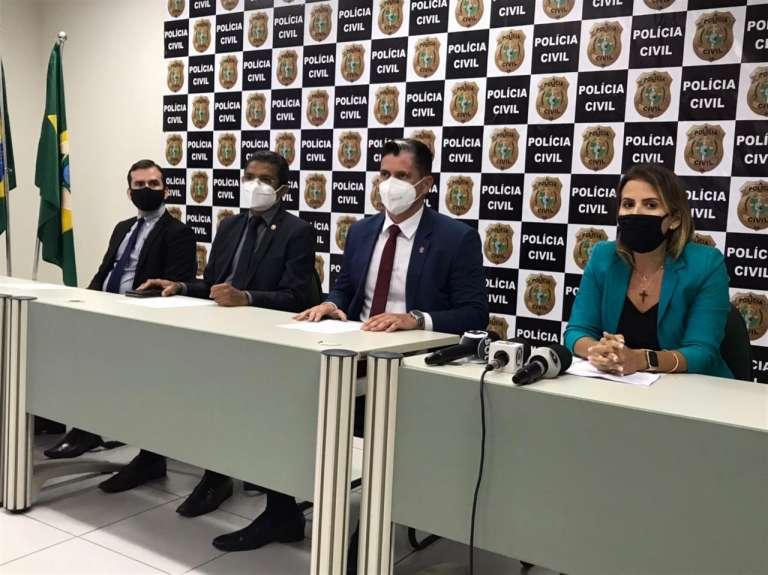 Polícia Civil prende suspeitos de participação em mortes ocorridas no Barroso em Fortaleza