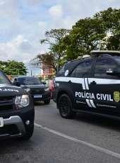 PC-CE prende suspeito de cometer crimes no Rio Grande do Norte em rodoviária de Acopiara