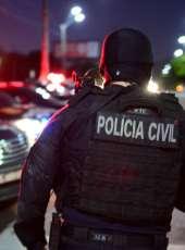 Polícia Civil cumpre mandados de prisão preventiva contra dupla responsável por crimes em Morada Nova