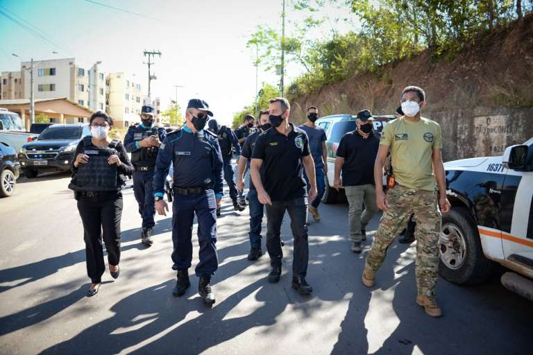 22.212 capturas foram efetuadas pelas Polícias cearenses em 2021