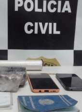 Suspeito de emitir ordens para grupo criminoso em Caucaia é preso pela Polícia Civil