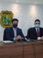 Investigação da Polícia Civil do Ceará resulta na prisão na Argentina de suspeito de armazenar cerca de 800 kg de drogas em Fortaleza